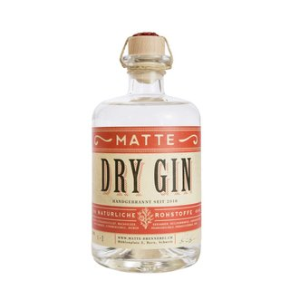 Matte Dry Gin 5dl