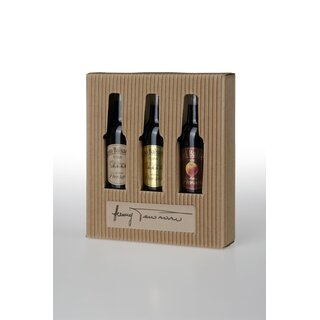 Pecoraro Balsamico Trio 3 x 20ml