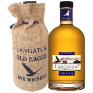 Old Eagle Single Cask Pure Rye 44% | 50 cl